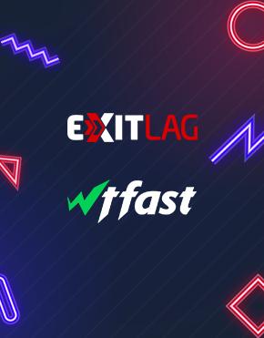 سرویس کاهش پینگ WTfast و Exitlag اگزیت لگ